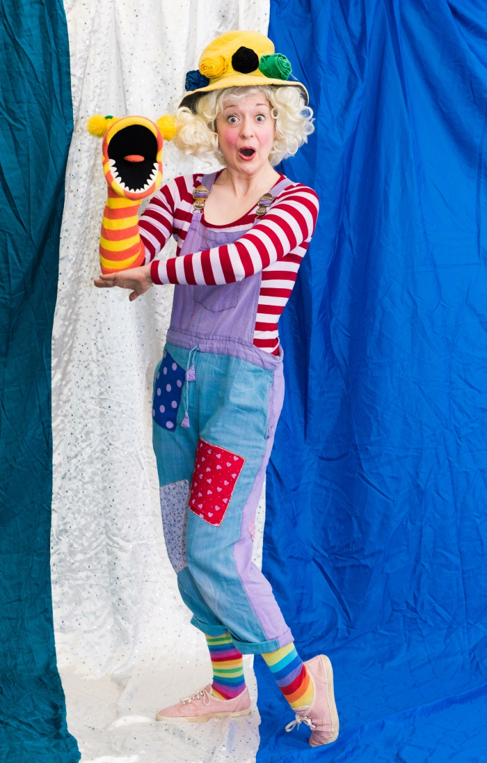 Kids' Party Clown Entertainer - Silly Billy - The Bedlam Bunch